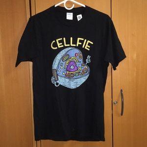 CELLFIE T -Shirt